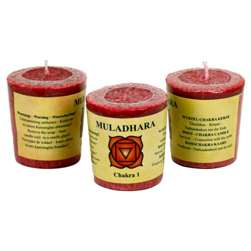 Rättvisemärkta doftljus - Muadhara
