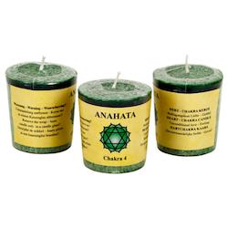 Rättvisemärkta ljus - Anahata (Kärlek)