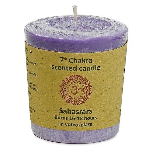 Rättvisemärkta doftljus - Sahasrara (andlighet)