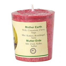 Rättvisemärkta doftjus - Moder jord