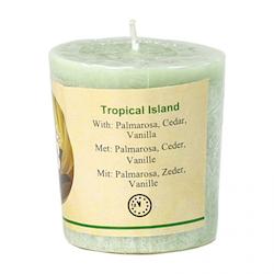 Rättvisemärkta doftljus - Tropical Island