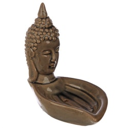 Rökelsehållare Buddhalöv