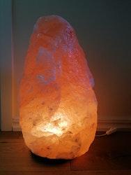 Saltlampa natur - 25-35 kg