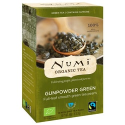 Ekologiskt Numi te - Gunpowder green