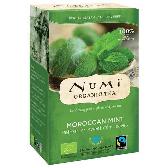 Ekologiskt Numi te - Moroccan Mint