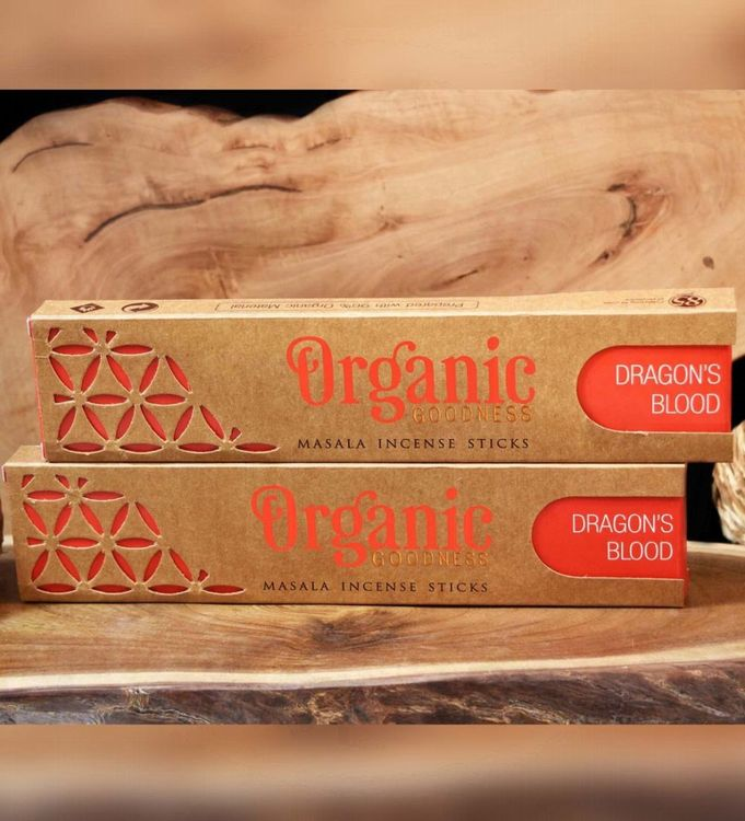 Organic Goodness - Dragons blood
