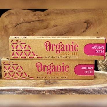 Organic goodness - Arabian Oudh