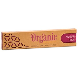 Organic goodness - Arabian Oudh