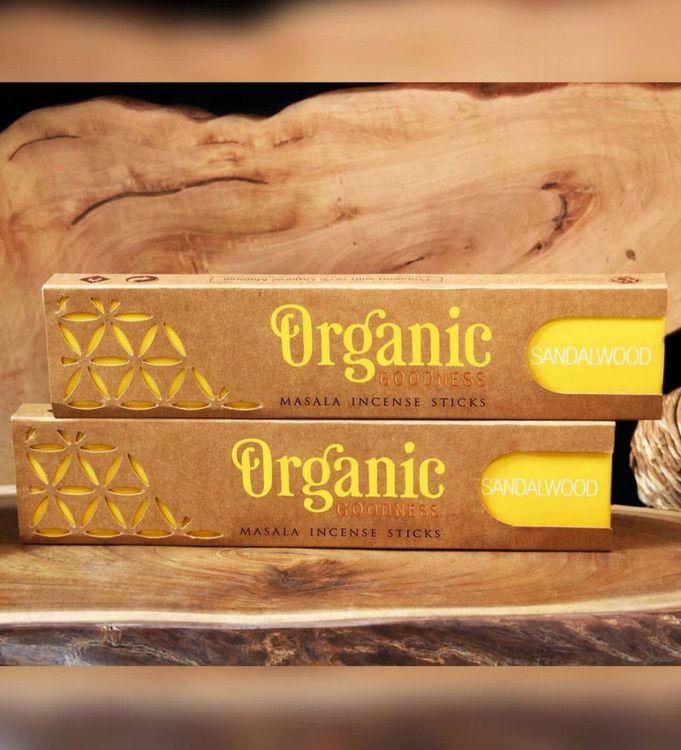 Organic Goodness - Sandelträd