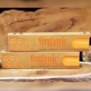 Organic goodness - Patchouli
