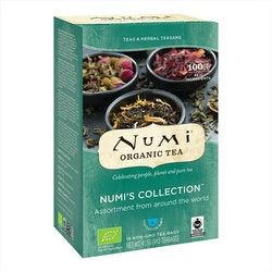 Ekologiskt Numi te - The collection