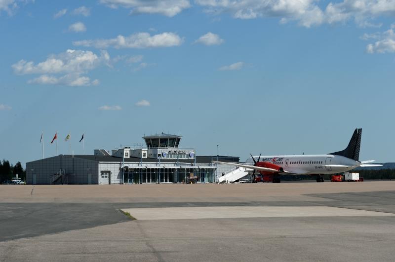 Order till Gällivares flygplats