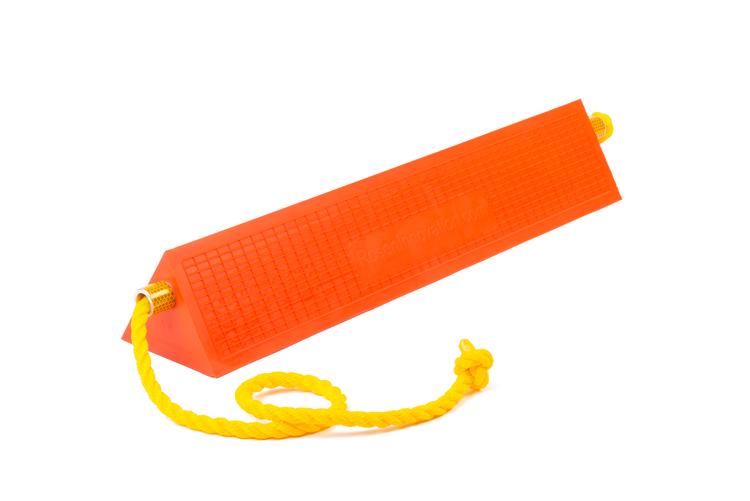 Mark 5 widebody chock reflex and rope