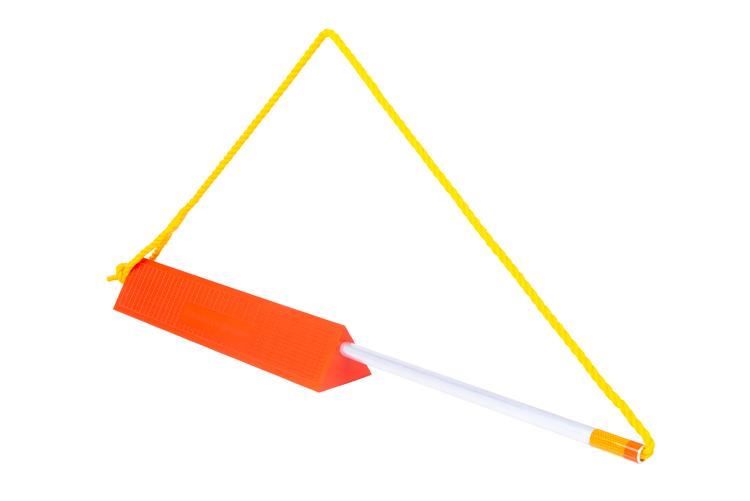 Mark 5 widebody chock whith handel 60cm