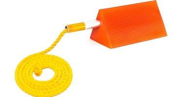 Mark 2 chock handel & rope