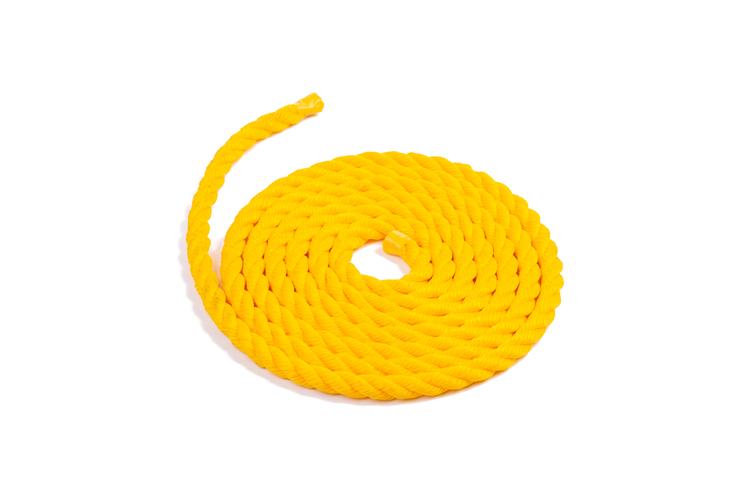 Yellow rope to Mark SP / Mark 1 / Mark 2 / Mark 3 / Mark 4 / Mark 5