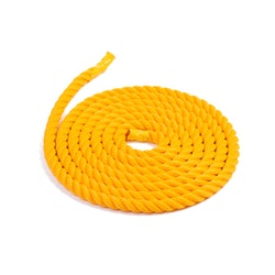 Yellow rope to Mark SP / Mark 1 / Mark 2 / Mark 3 / Mark 4 / Mark 5