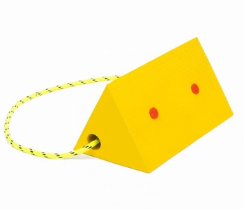 Mark 2 Friction rope-b chock