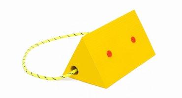 Mark 2 Friction rope-b chock