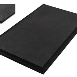 Tpe-arbetsmatta knäskydd svart 46x76cm