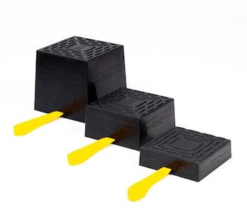 Power Pad 140x140x115 Universal lyftpad, pallbock truckar
