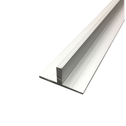 T-Profiler till EN3 Mattan i aluminium