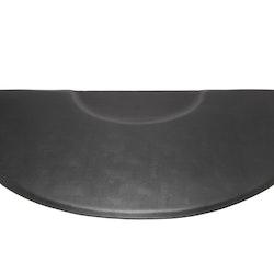 Work-step frisör Halvcirkel ergonomisk ståmatta