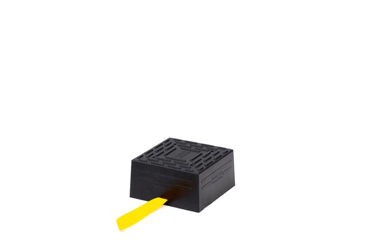 Power Pad 145x145x75 Universal lyftpad, pallbock truckar
