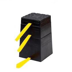Power Pad 140x140x265Universal lyftpad truckar | ståstaplare | Pallbock