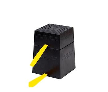 Power Pad 140x140x225 Universal lyftpad, pallbock truckar