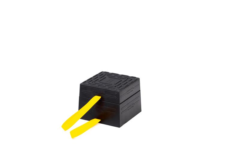 Gaffeltruckblock