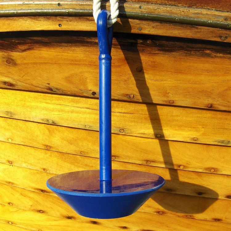 Ankare till träbåt repar ej