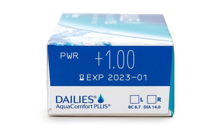 Dailies Aqua Comfort Plus  (30)