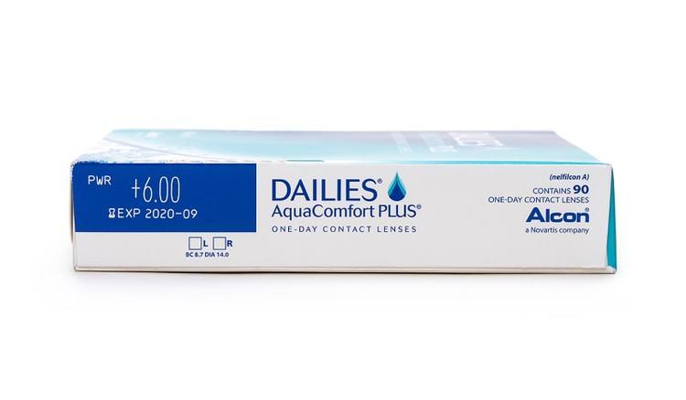 Dailies Aqua Comfort Plus (90st)