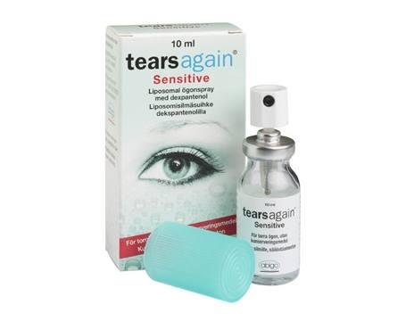 Tears Again Sensitive