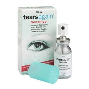 Tears Again Sensitive