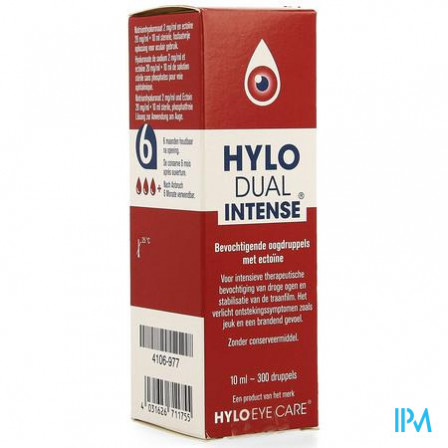 Hylo Dual Intense 10 ml / 300 droppar