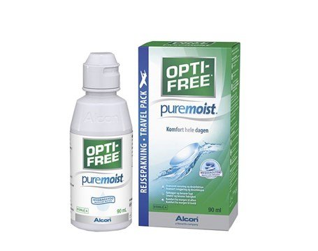 Optifree Express Travel pack