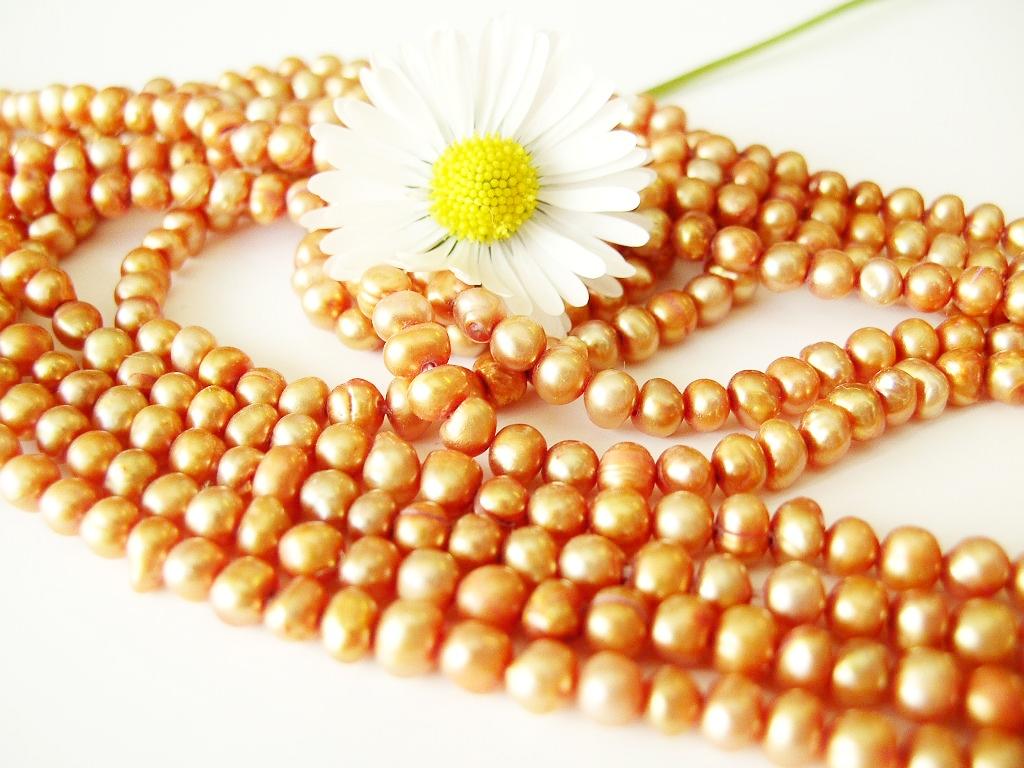 Swewa Beads > Sötvattenspärlor - Runda
