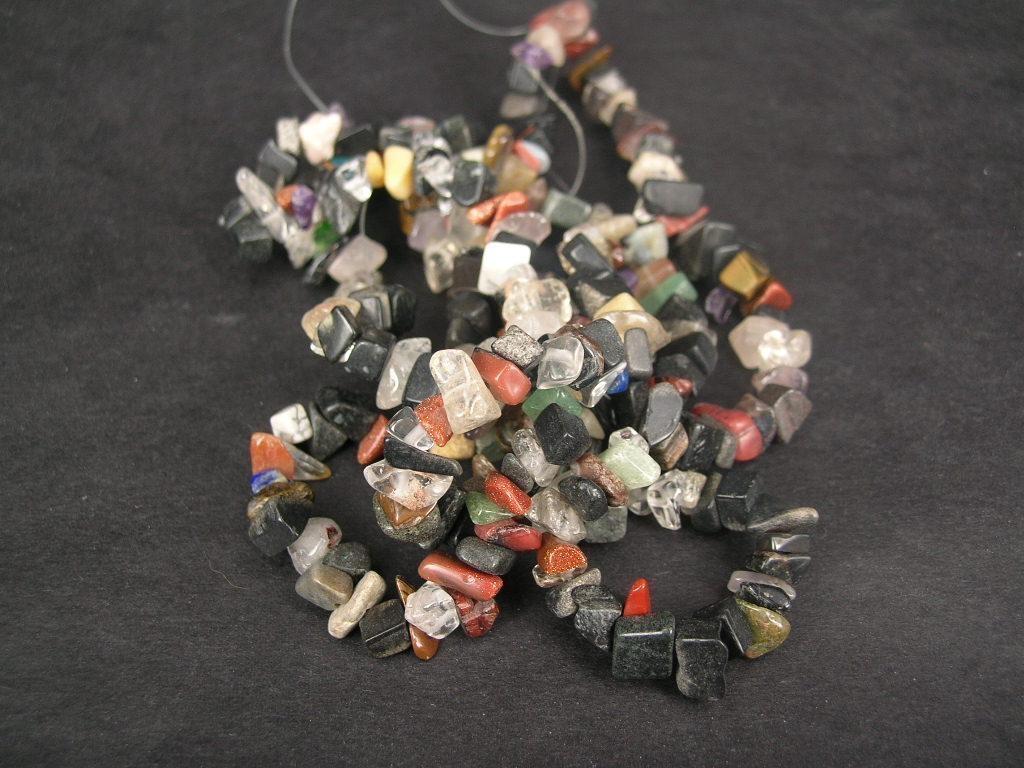 Ädelstenschips - Swewa Beads