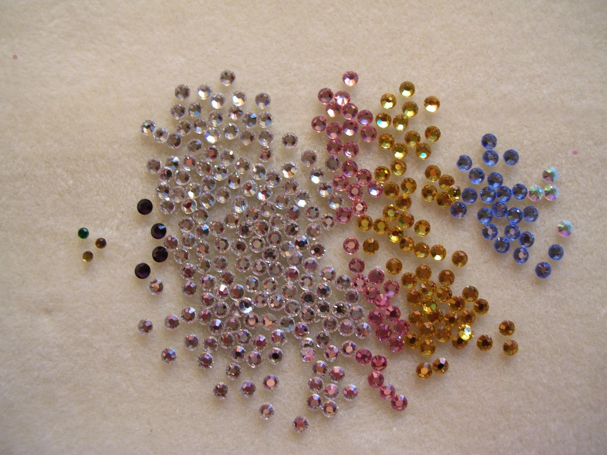 Swewa Beads > Scrapbook - Pärlor och dekorationer