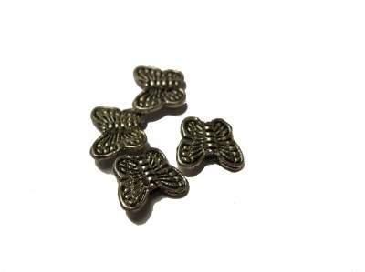 Tibetsilver - Fjärilar små - 4st