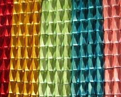 Magnetisk Hematit Facetterad Färgad 10st