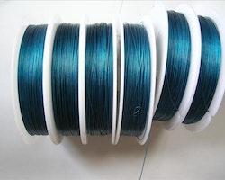 Plastad - Wire - 0,38mm - Aquamarine - 2m