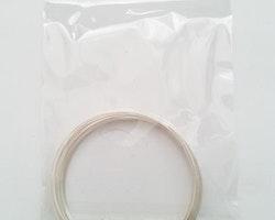 Memory Wire - Silver - 16varv