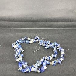 Ädelsten - Nuggets - Lapis Lazuli - 1sträng