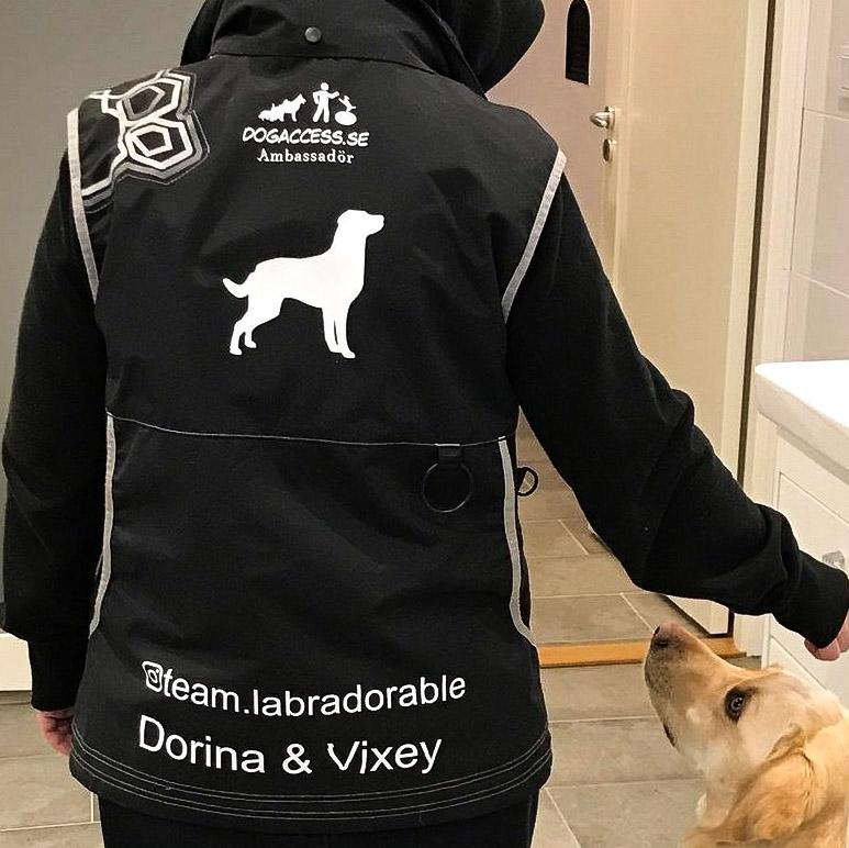 Klädtryck - Dogaccess.se