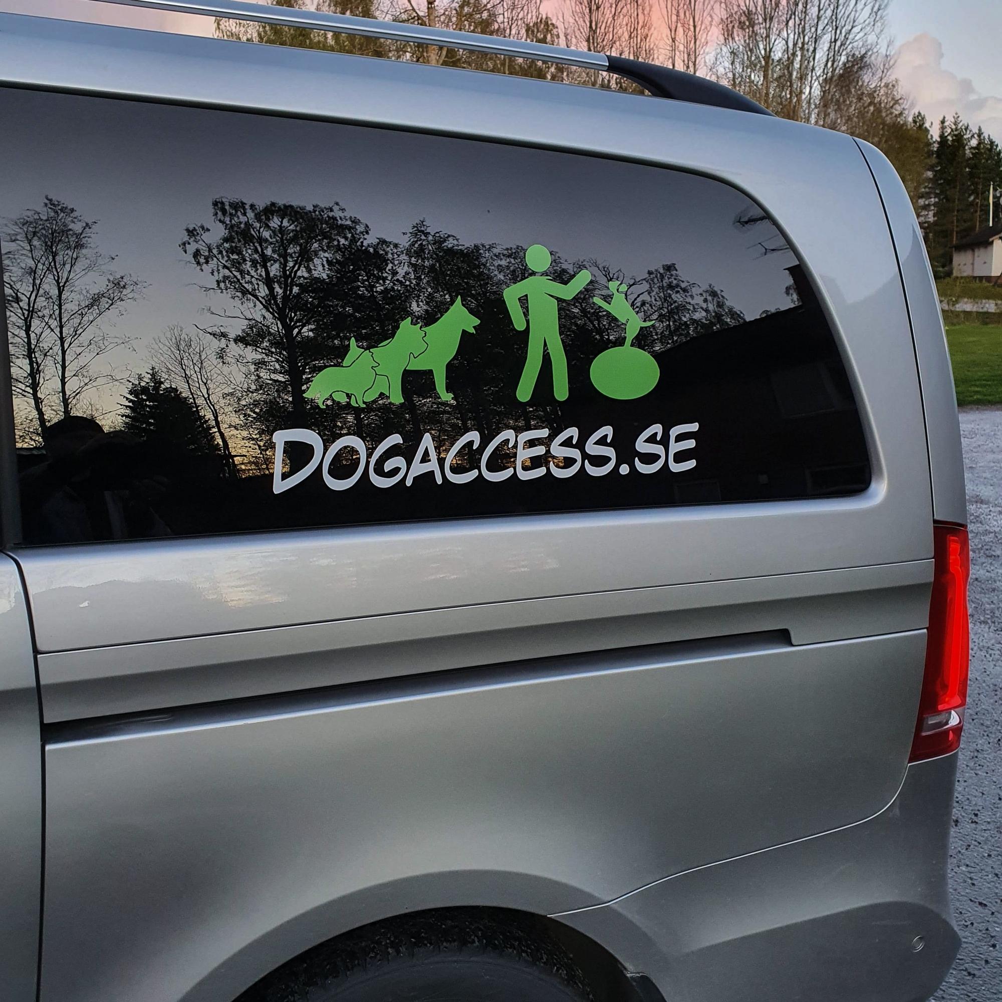 Självhäftande - Dogaccess.se