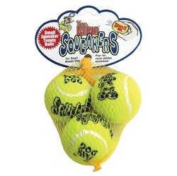 KONG Squeakair tennisboll 4 cm