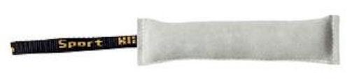 Kampleksak av läder 5 cm x 25 cm